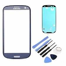 Blue Replacement LCD Screen Glass Lens Samsung Galaxy S3 i9300 I747 T999 NEW