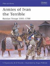 Osprey 427 Armies of Ivan the Terrible Russian Troops 1505-1700 Reference Book