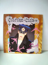 DISQUE VYNILE  45T - CULTURE CLUB THE WAR SONG