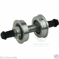 Bottom Bracket Sealed Conversion Crank 3 Piece Vintage Old School BMX NOS Alloy