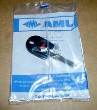 Key Blank w/ Transponder Ducati 1098 Superbike NEW