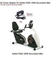 AC DC Power Adapter for Kettler Fitness PASO 309R Recumbent Bike