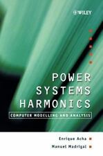 Power Systems Harmonics: Computer Modelling and Analysis