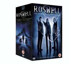 ROSWELL  - COMPLETE SEASONS 1 2 & 3 - **** BRAND NEW & SEALED DVD BOXSET