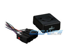 NEW CAR STEREO RADIO REPLACEMENT INTERFACE WITH CHIME BOX & WIRING WIRE HARNESS