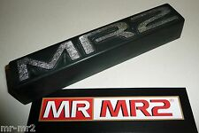 Toyota MR2 MK2 Import Type Rear Badge  - Mr MR2 Used Parts 1989-1993