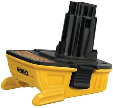 DEWALT 20-Volt MAX Battery Adapter for 18-Volt Tools