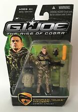 GI Joe Rise Of Cobra Duke Desert Ambush Carded Figure 2009 ROC