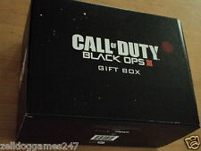 CALL OF DUTY BLACK OPS 3 III GIFT BOX CARE PACKAGE - BRAND NEW