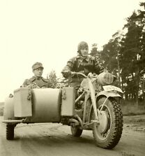 Military motorcycle, sidecar, AMMO Can mountin hardware Dnepr Ural BMW