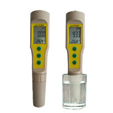 0~80c Digital LCD PH Mètre Sol Aquarium Piscine Eau Vin Urine Testeur Analyseur