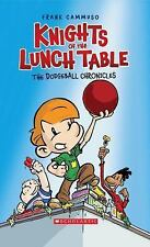 Knights of the Lunch Table: The Dodgeball Chronicles 1 GRAPHIC NOVEL 7-10