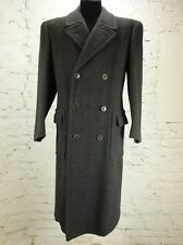 Mantel, Overcoat, Coat, German, vintage  1930s 1940s 30s 40s  (MV02)