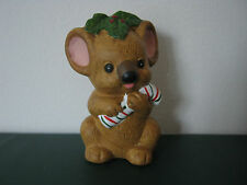 CHRISTMAS KOALA BEAR FIGURINE