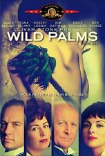 Wild Palms (DVD 2005 2-Disc ) RARE JAMES BELUSHI 1993 CRIME TV MINI SERIES  NEW