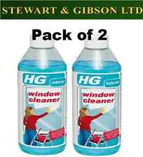 2 x HG Hagesan Professional Window Cleaner 500ml
