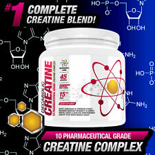 STRONGEST LEGAL 10 BLEND DECABOLIC CREATINE POWDER : MUSCLE BOOSTER ANABOLIC