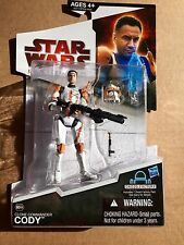 Star Wars Legacy Collection CLONE COMMANDER CODY Figure BD44 Droid Part HK-50