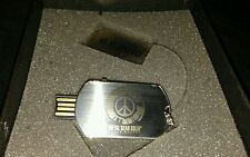 METAL GEAR SOLID PEACE WALKER PROMOTIONAL USB FLASHDRIVE DOG TAGS EXTREMELY RARE