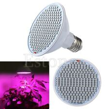 E27 3528 200 LED plantes Grow Light hydroponique Flower Veg Lampes de culture