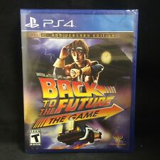 Back To The Future The Game 30th Annversary (PlayStation 4) BRAND NEW