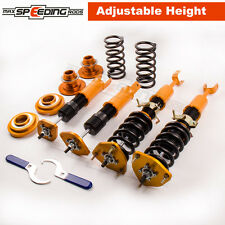 Complete Coilover Suspension Kit for Nissan Fairlady 350Z Z33 Infiniti G35 Adj.