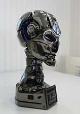NEW Polyresin Replica 1:1 Terminator Salvation T3 T-X Skull Bust Eye Shine