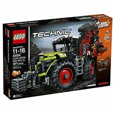 LEGO Technic 42054 BUILDING KIT, 2 In 1 CLAAS XERION 5000 TRAC VC Kids LEGO SET