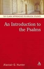 T&T Clark Approaches to Biblical Studies: Introduction to the Psalms by...