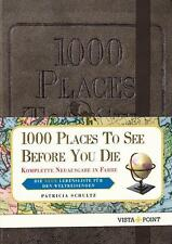 1000 Places To See Before You Die Sammleredition aktuelle deut. Ausgabe 2015