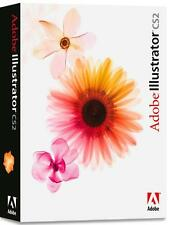 Genuine Adobe illustrator CS2 WINDOWS - full version-  Ultra cheap bargain!
