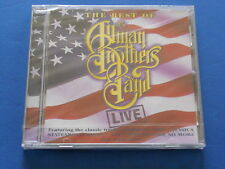 The Allman Brothers Band - The best The Allman Brothers live - CD SIGILLATO