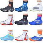 1Pair Multi Color Bicycle Windproof Shoe Covers Bike Cycling Zippered Overshoes