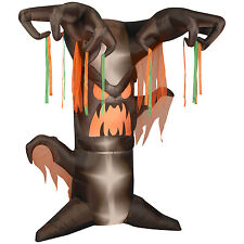 Animated Frightening Tree Airblown Halloween Inflatable - Yard Decoration Prop