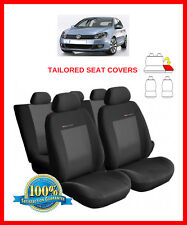 Tailored seat covers for Volkswagen Golf Mk6   2008 - 2013  FULL SET grey3 (208)