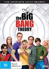 The BIG BANG THEORY Season 9 : NEW DVD