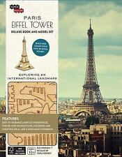 Incredibuilds: Paris - Eiffel Tower : Deluxe Model and Book Set by Amy...