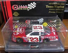 JIMMY SPENCER #23 TEAM WINSTON 1999 TEAM CALIBER 1:24 ONE OF 5,004 CASE FRESH