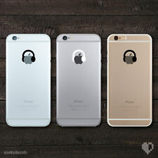 Apple Headphones iPhone Decal / iPhone Sticker / Skin / Cover