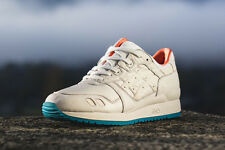 Asics Gel LYTE III Mens ATHLETIC Running TENNIS Shoes size 10 NEW WHITE WHITE