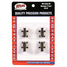 Atlas 518 HO Code 83 Bumpers 4 pieces