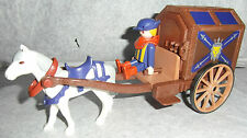 Playmobil - LION KNIGHT TREASURE TRANSPORTER (PMV)
