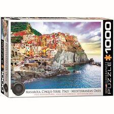 Cinque Terre Italy 1000 Piece Puzzle