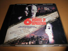 6 DEGREES of SEPARATION soundtrack CD score JERRY GOLDSMITH six WILL SMITH