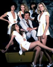 "Moonraker Girls James Bond 007 10"" x 8"" Photograph"