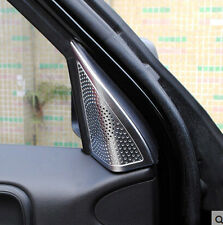 2011-2015 For Jeep Patriot Auto Door Interior Accessories Upper Speaker Trim 2pc