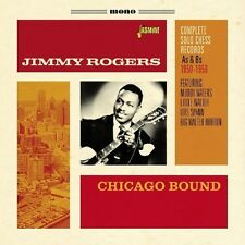 Jimmy Rogers - Chicago Bound: Complete Solo Chess Records As & BS [New CD] UK -