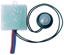HiSPEC IP65 Rated Sensor Remote Internal Photocell 20mm Thread Switch Dusk Dawn