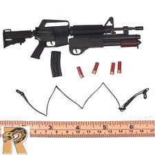 Colt Weapons 2 - M4 Assault Rifle w/ Shotgun - 1/6 Scale- In ToyZ Action Figures