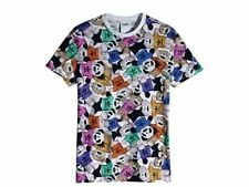 Adidas Originals X Jeremy Scott Teddy Bear Multi-color Colorful Tee T-shirt T XL